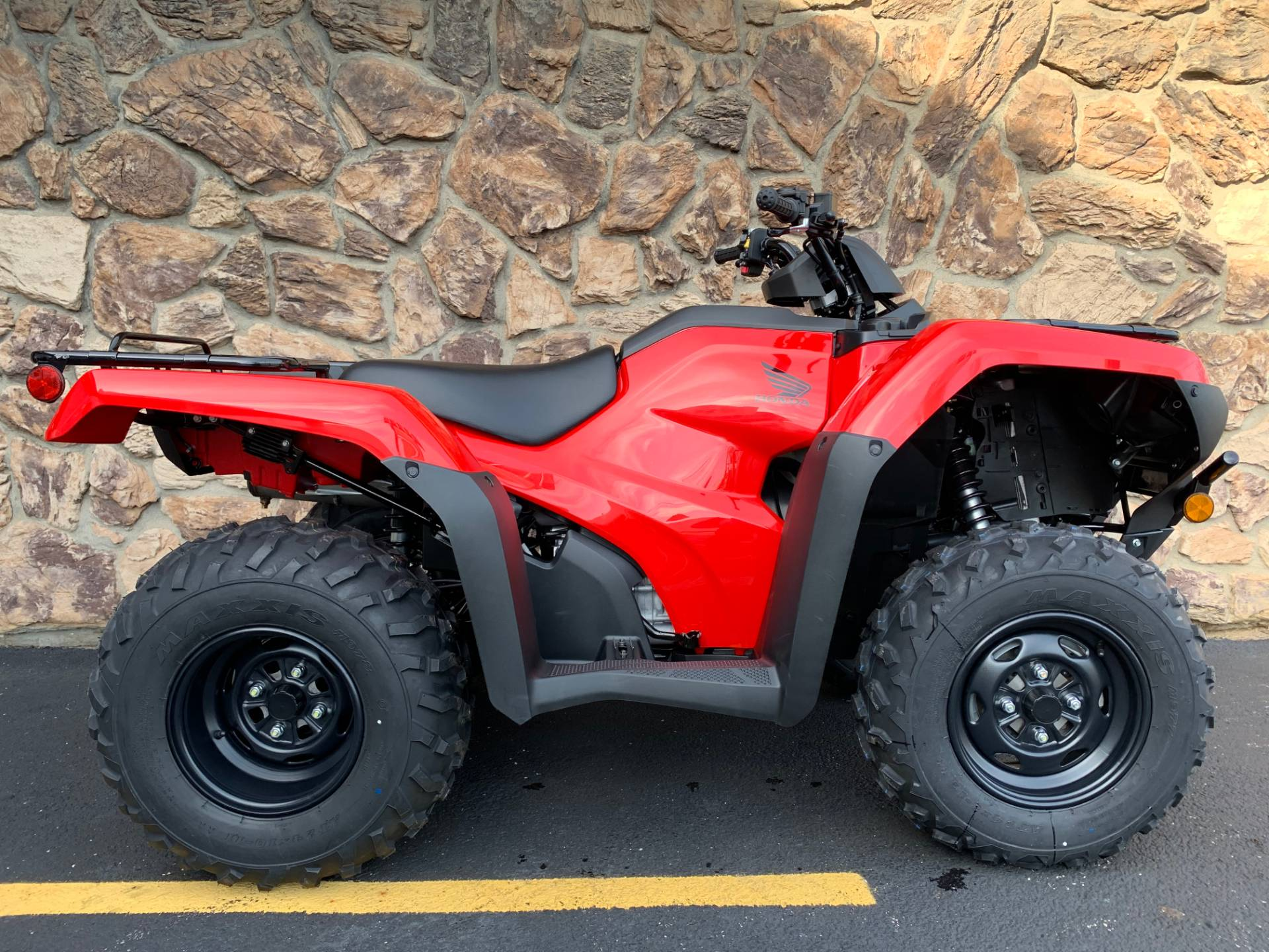 2020 Honda FourTrax Rancher 4x4 ES in Aurora, Illinois - Photo 2