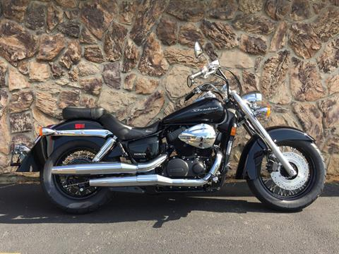 2019 Honda Shadow Aero 750 in Aurora, Illinois - Photo 1