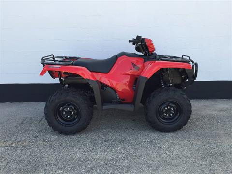 2018 Honda FourTrax Foreman Rubicon 4x4 Automatic DCT in Aurora, Illinois