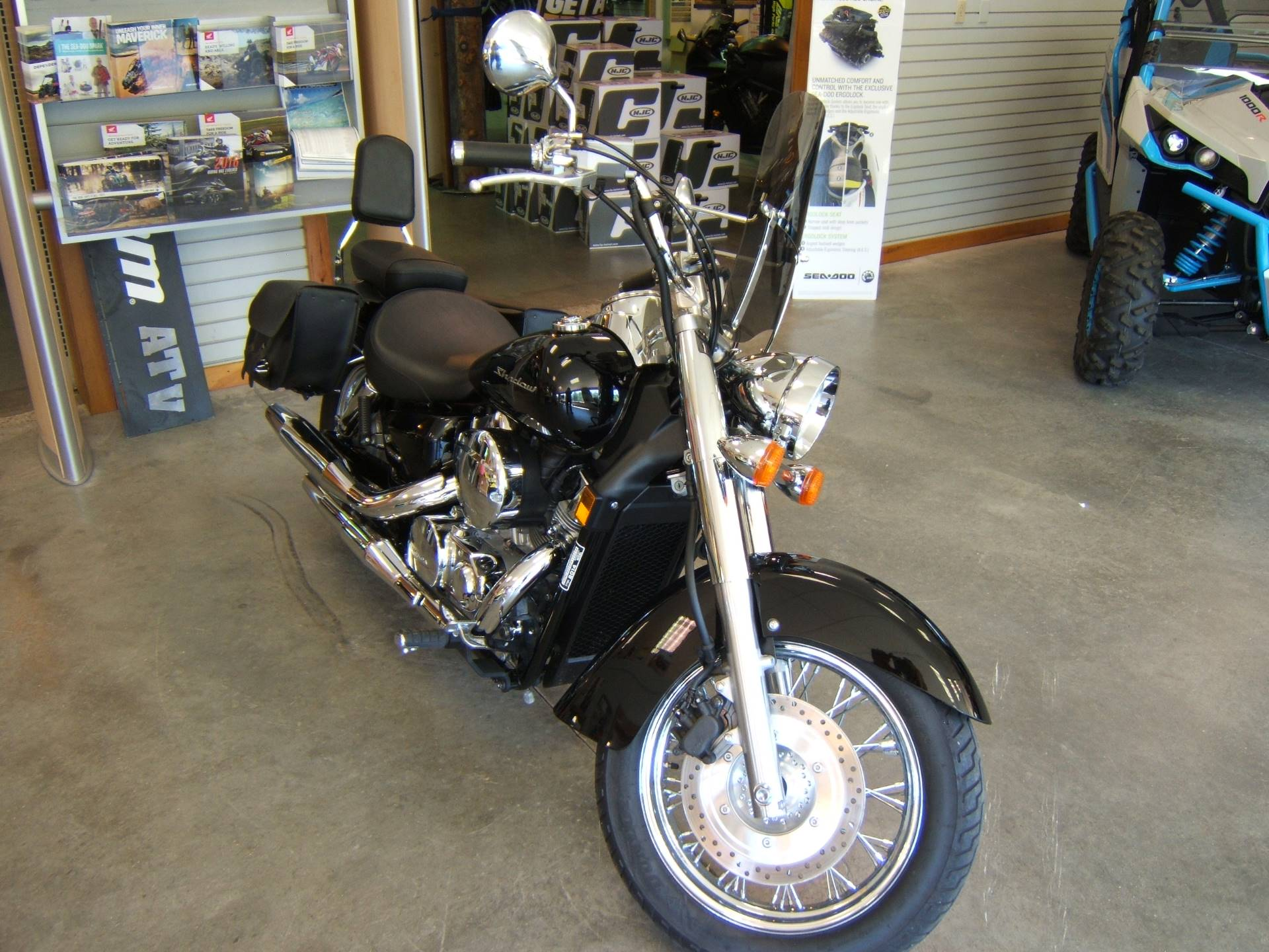 2014 Honda VT750C Shadow Aero in Conway, New Hampshire