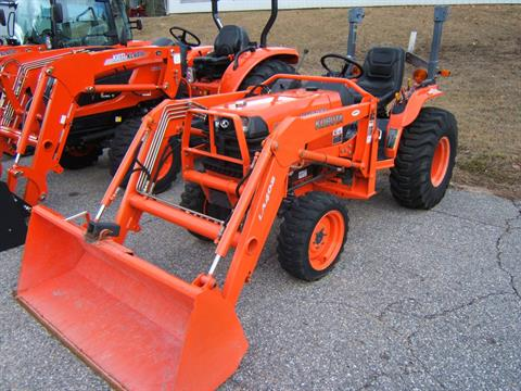 2008 Kubota B7800 in Conway, New Hampshire
