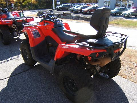 2015 Can-Am Oulander Max 450 in Conway, New Hampshire