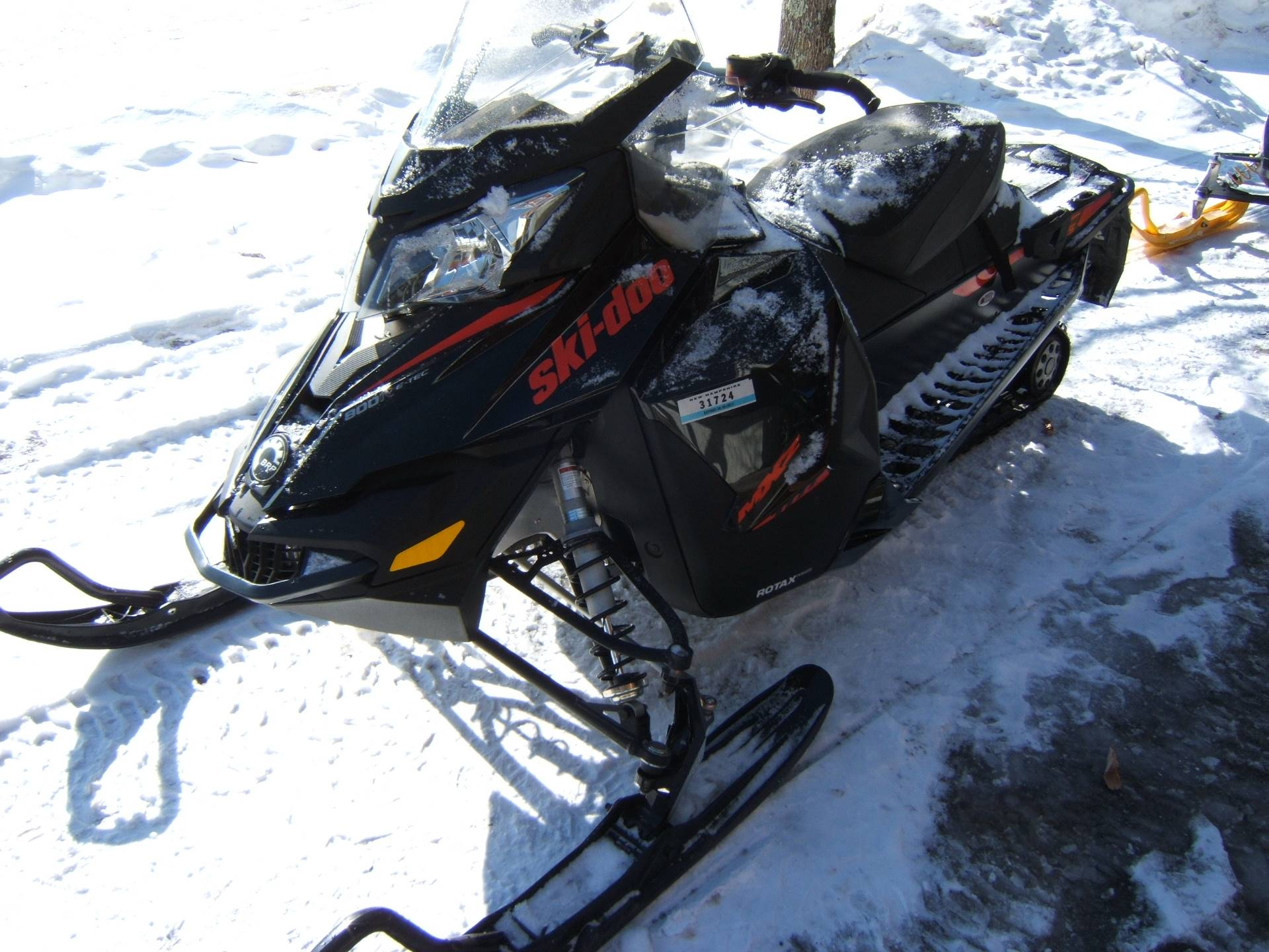 2016 Ski-Doo MX Z TNT 800 E-Tec in Conway, New Hampshire