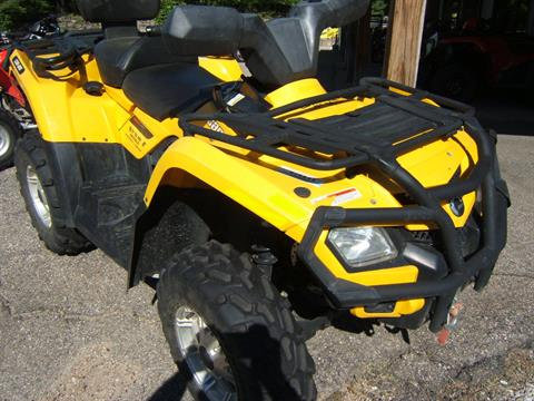 2014 Can-Am Outlander MAX XT 400 in Conway, New Hampshire