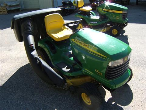 2005 John Deere LT180 in Conway, New Hampshire