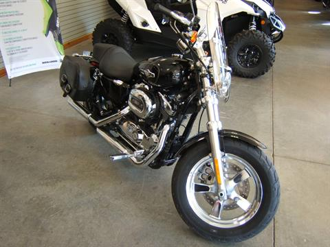 2014 Harley-Davidson XL1200C Sportster in Conway, New Hampshire