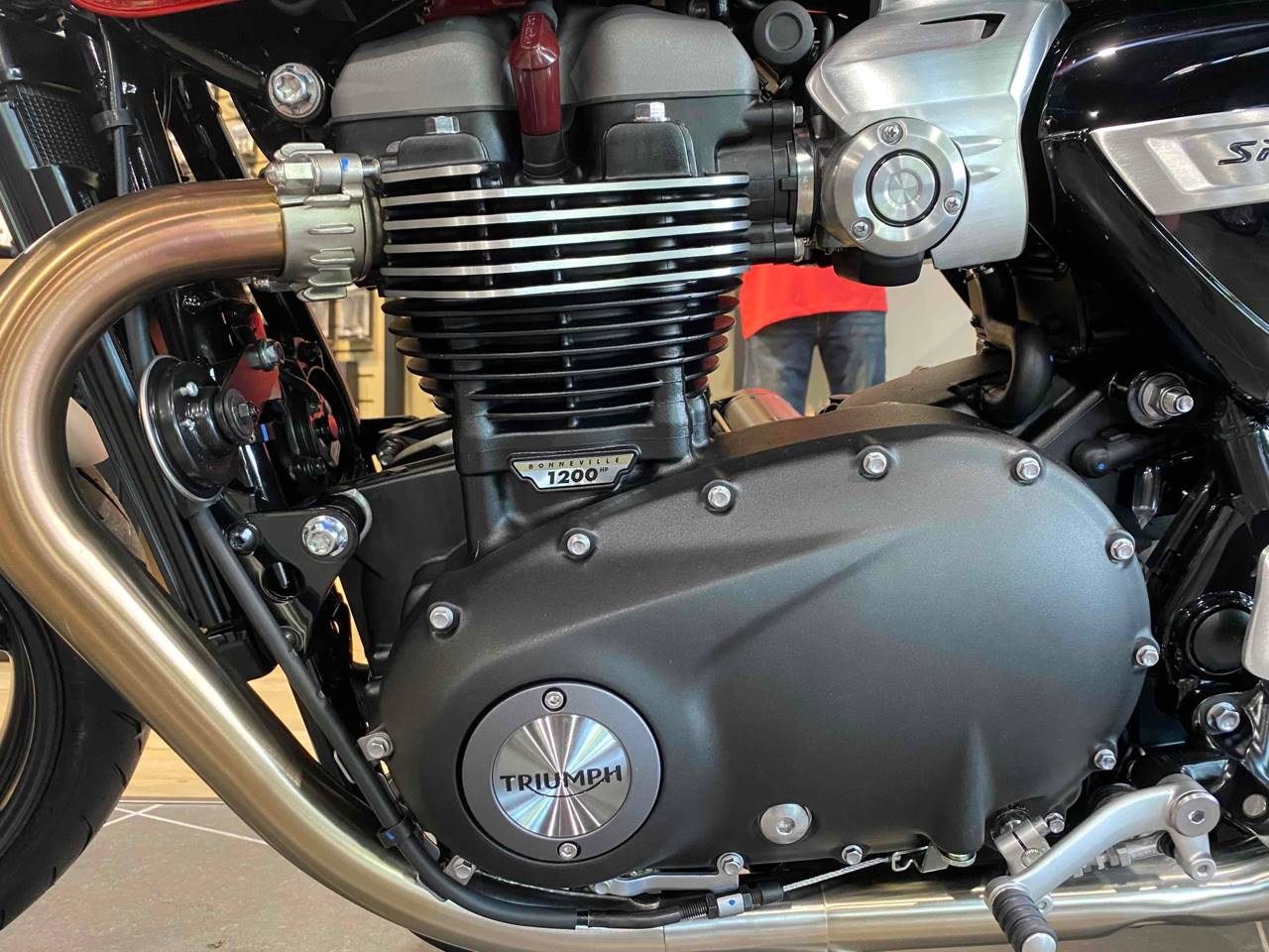 2020 Triumph SPEED TWIN in Mooresville, North Carolina - Photo 3