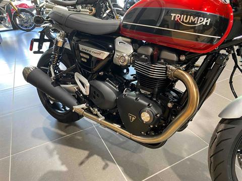 2020 Triumph SPEED TWIN in Mooresville, North Carolina - Photo 4