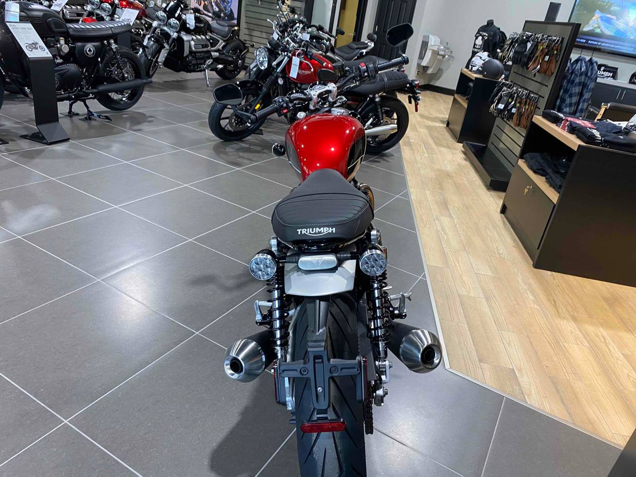 2020 Triumph SPEED TWIN in Mooresville, North Carolina - Photo 7