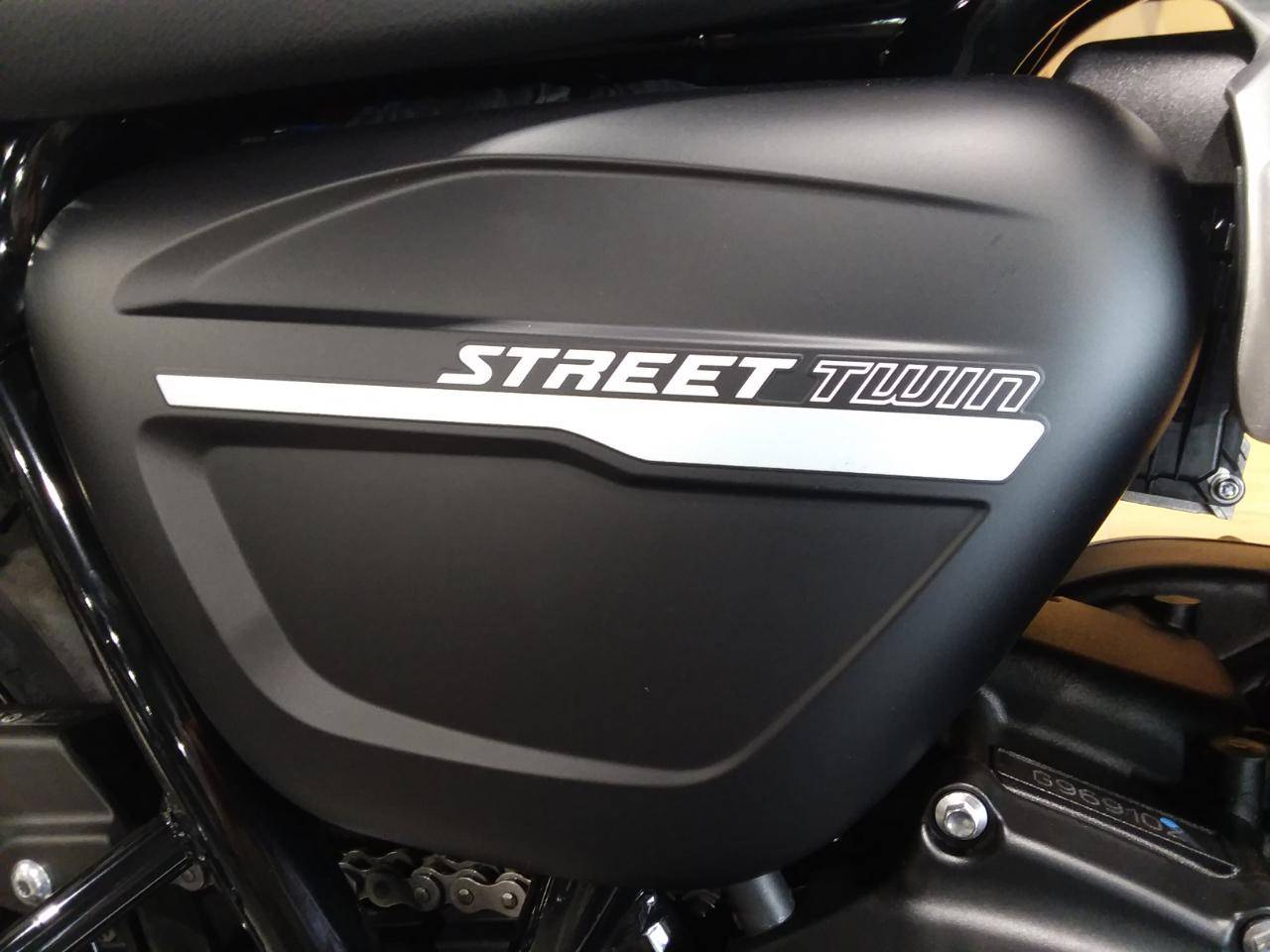 2020 Triumph Street Twin in Mooresville, North Carolina - Photo 13