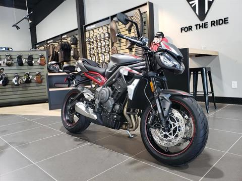2020 Triumph Street Triple R in Mooresville, North Carolina - Photo 4