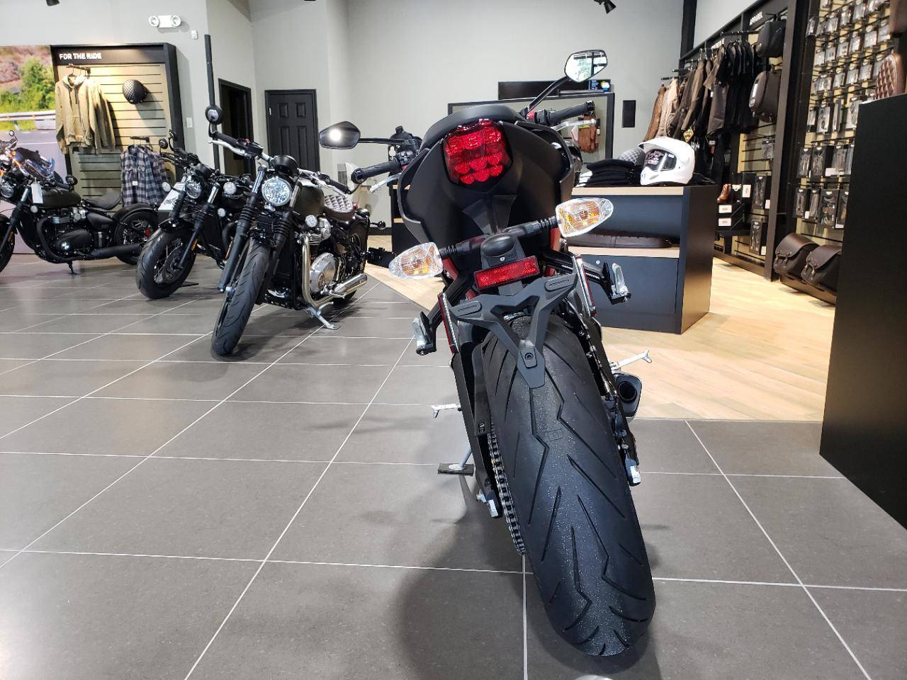 2020 Triumph Street Triple R in Mooresville, North Carolina - Photo 11