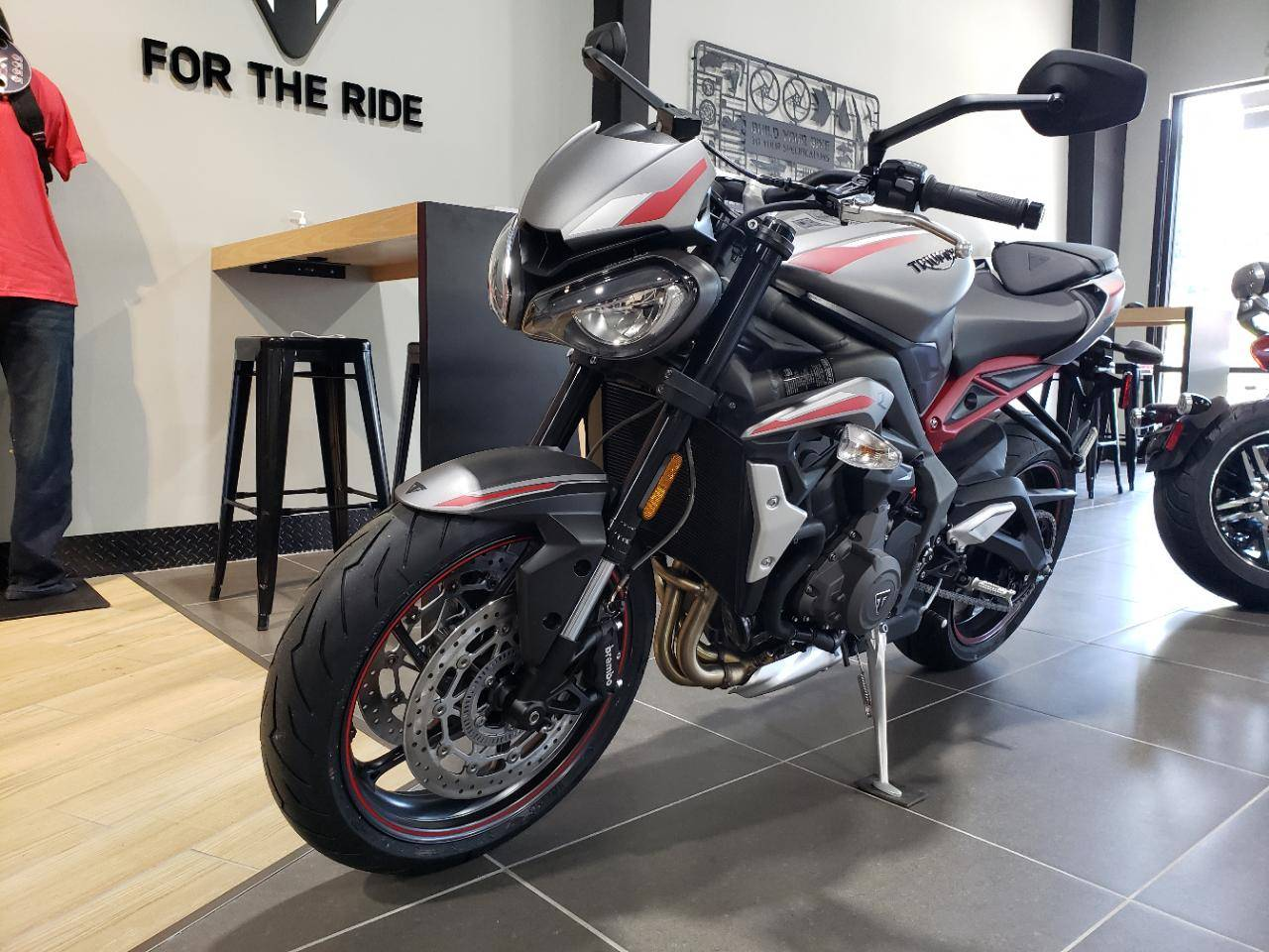 2020 Triumph Street Triple R in Mooresville, North Carolina - Photo 3