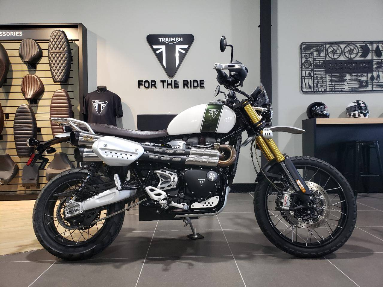 SCRAMBLER 1200 XE - Photo 1