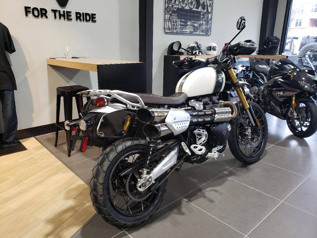 SCRAMBLER 1200 XE - Photo 3