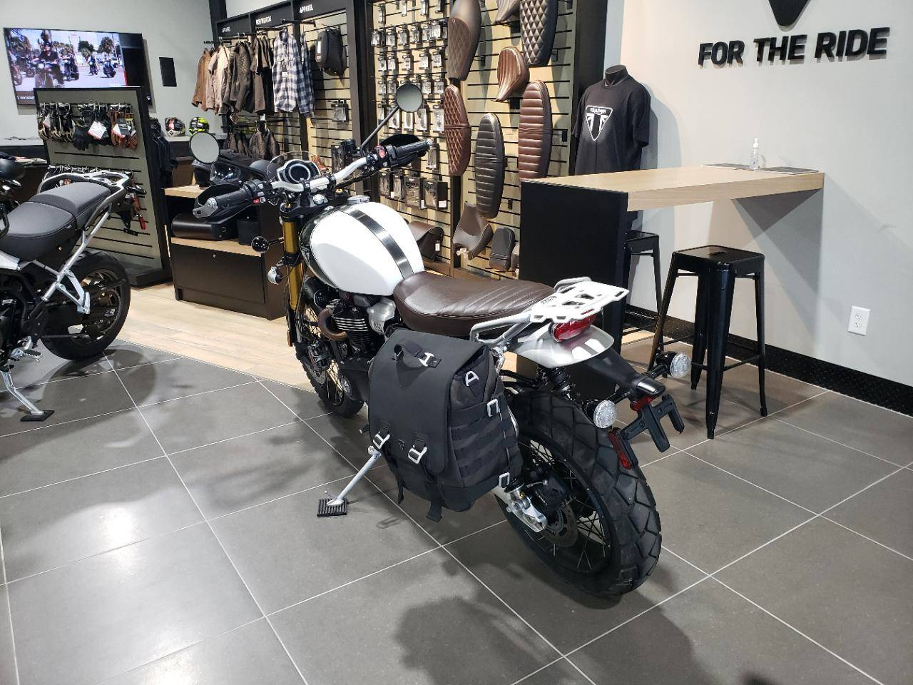 SCRAMBLER 1200 XE - Photo 6