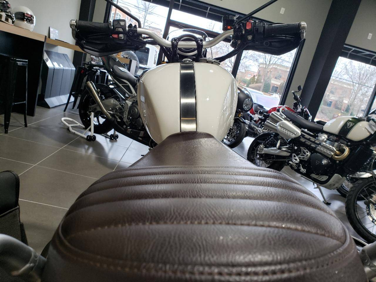 SCRAMBLER 1200 XE - Photo 13