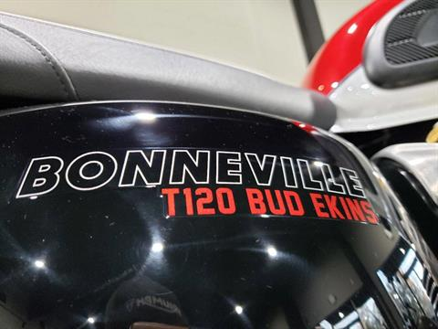 Bonneville T120 Bud Ekins - Photo 12