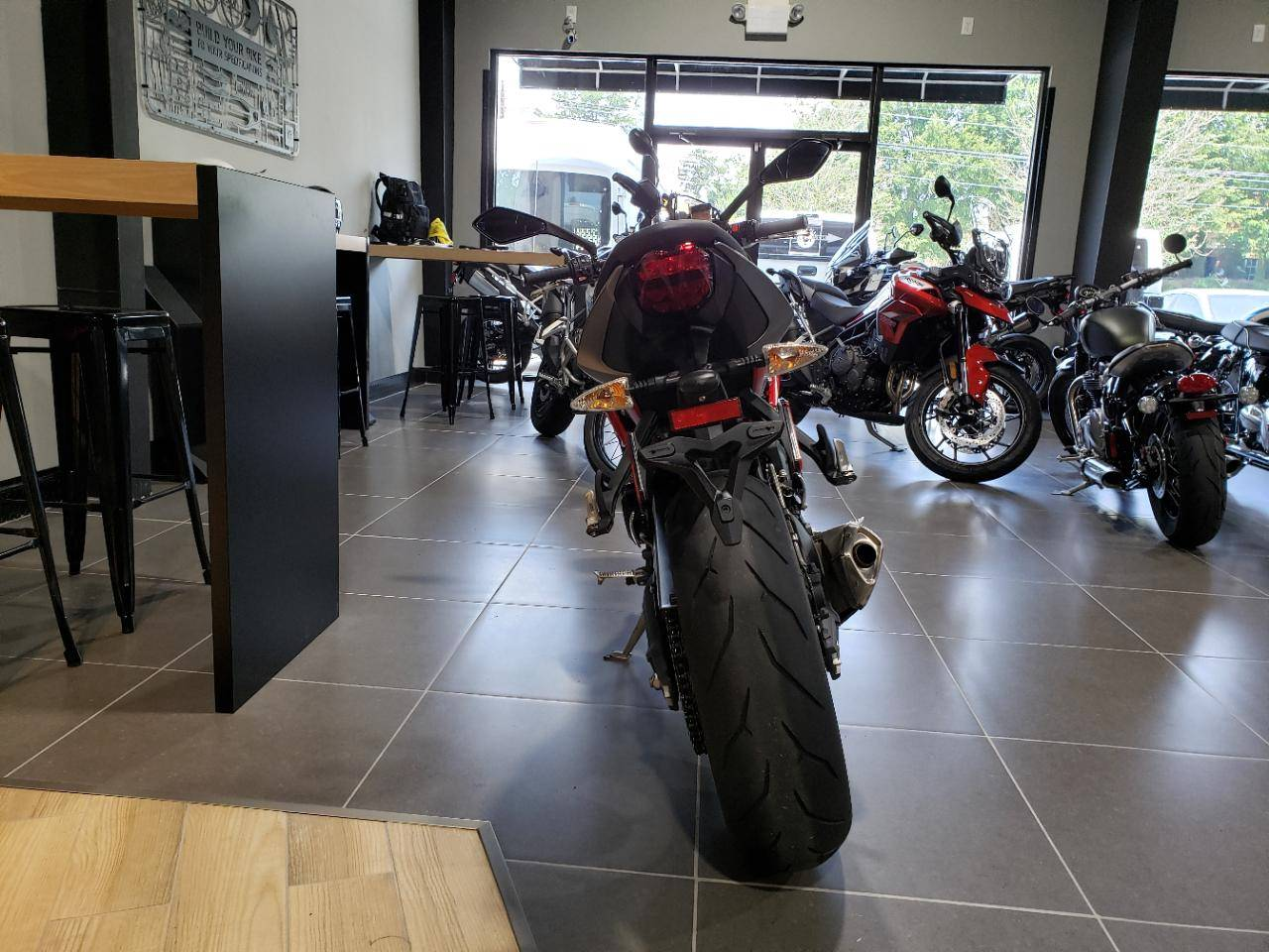 2015 Triumph Street Triple R ABS in Mooresville, North Carolina - Photo 5