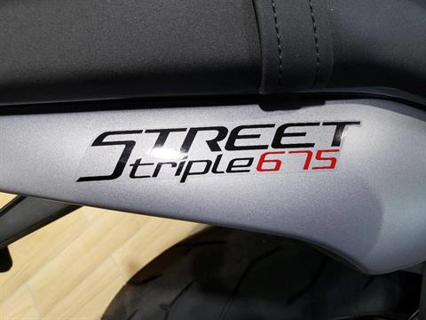 2015 Triumph Street Triple R ABS in Mooresville, North Carolina - Photo 6