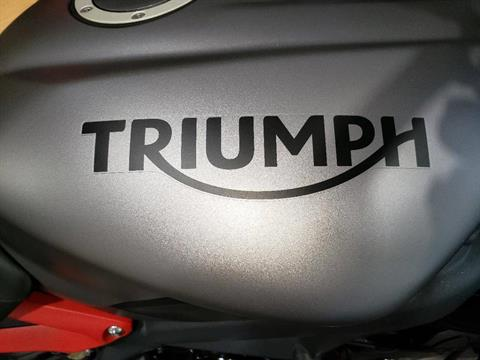 2015 Triumph Street Triple R ABS in Mooresville, North Carolina - Photo 7
