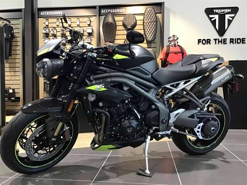 2020 Triumph Speed Triple RS in Mooresville, North Carolina - Photo 1