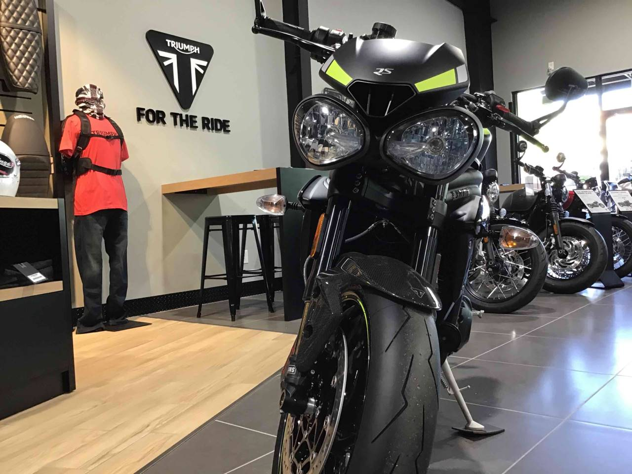 2020 Triumph Speed Triple RS in Mooresville, North Carolina - Photo 3