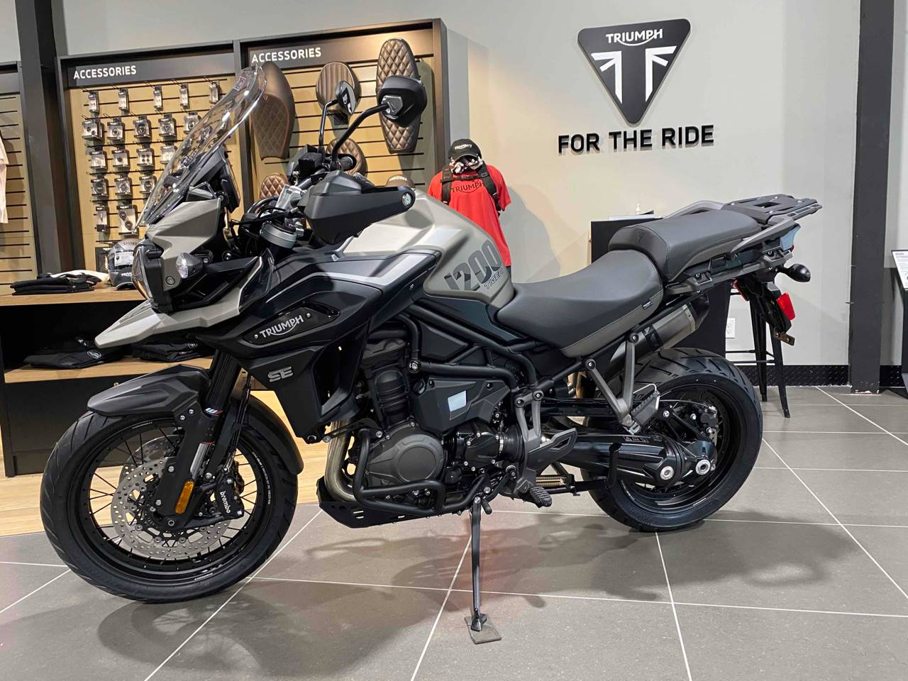 2020 Triumph TIGER 1200 XC in Mooresville, North Carolina - Photo 1