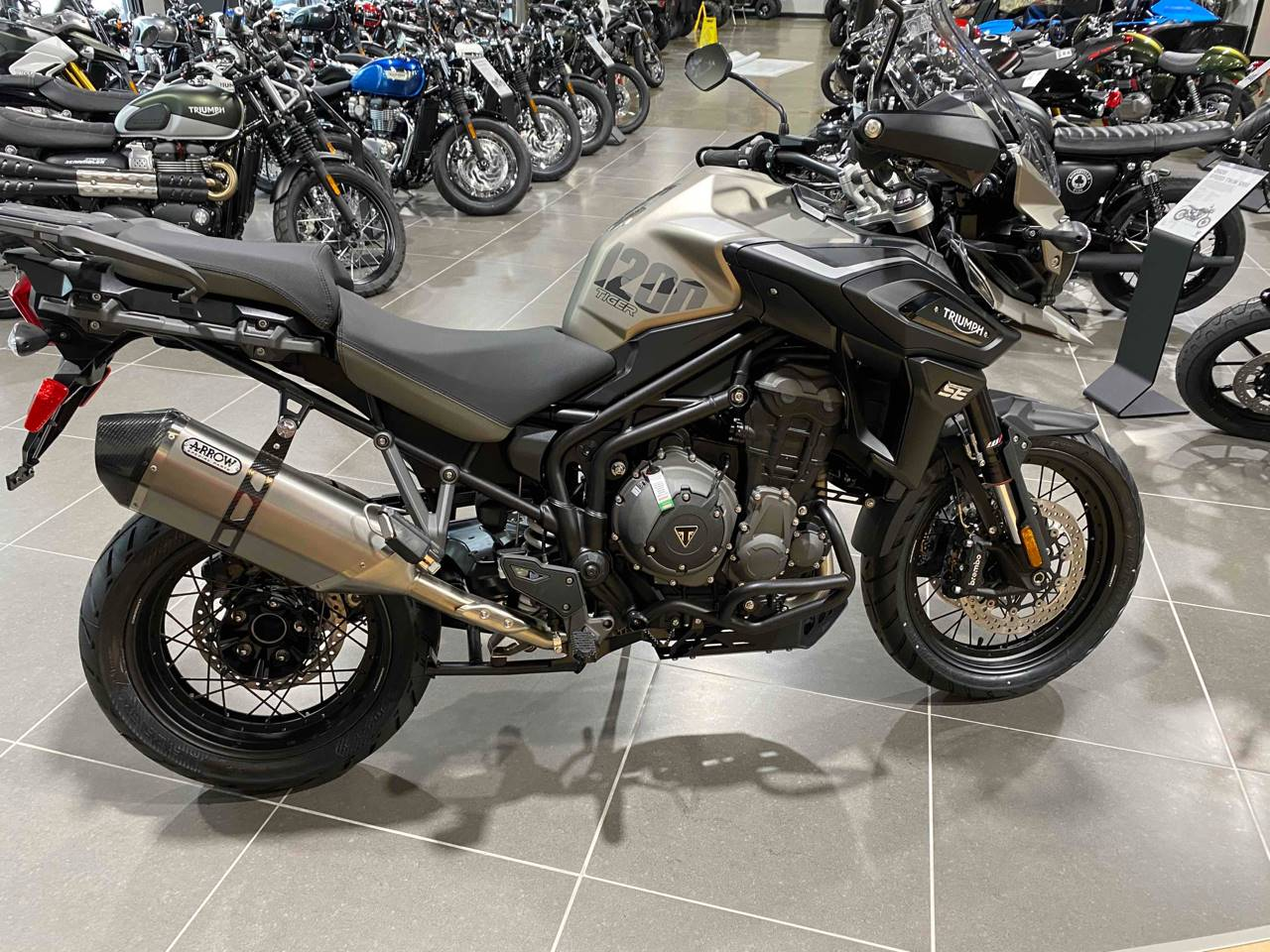 2020 Triumph TIGER 1200 XC in Mooresville, North Carolina - Photo 2
