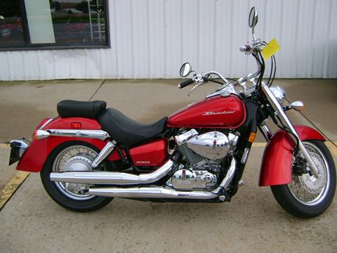 2015 Honda SHADOW AERO 750 in Freeport, Illinois - Photo 1