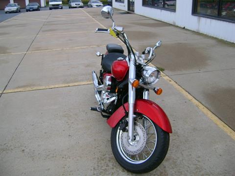 2015 Honda SHADOW AERO 750 in Freeport, Illinois - Photo 2