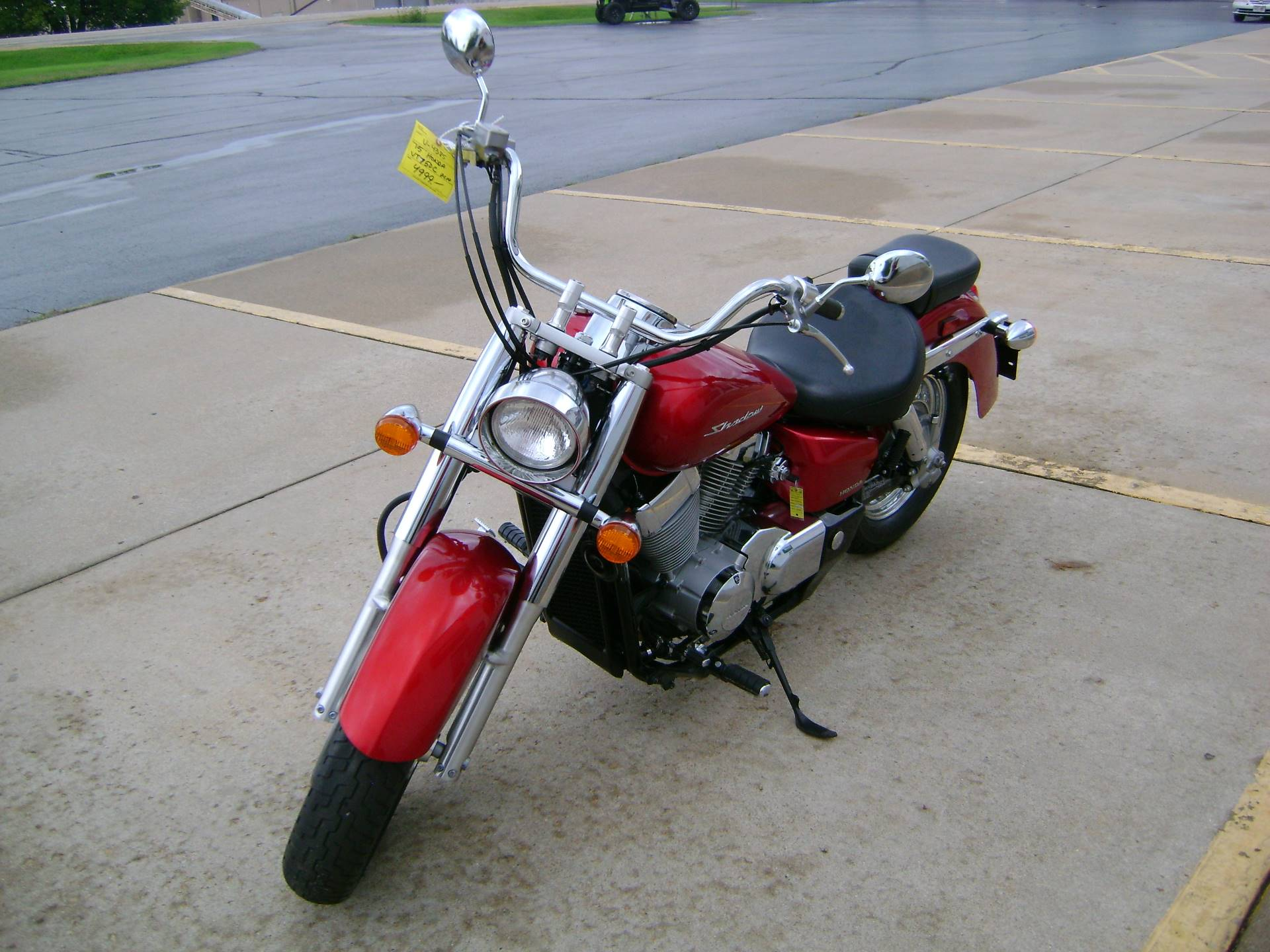 2015 Honda SHADOW AERO 750 in Freeport, Illinois - Photo 3