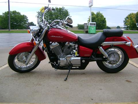2015 Honda SHADOW AERO 750 in Freeport, Illinois - Photo 4