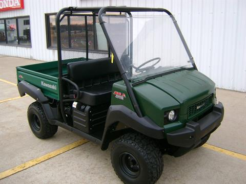 2012 Kawasaki Mule 4010 diesel 4x4 950 in Freeport, Illinois