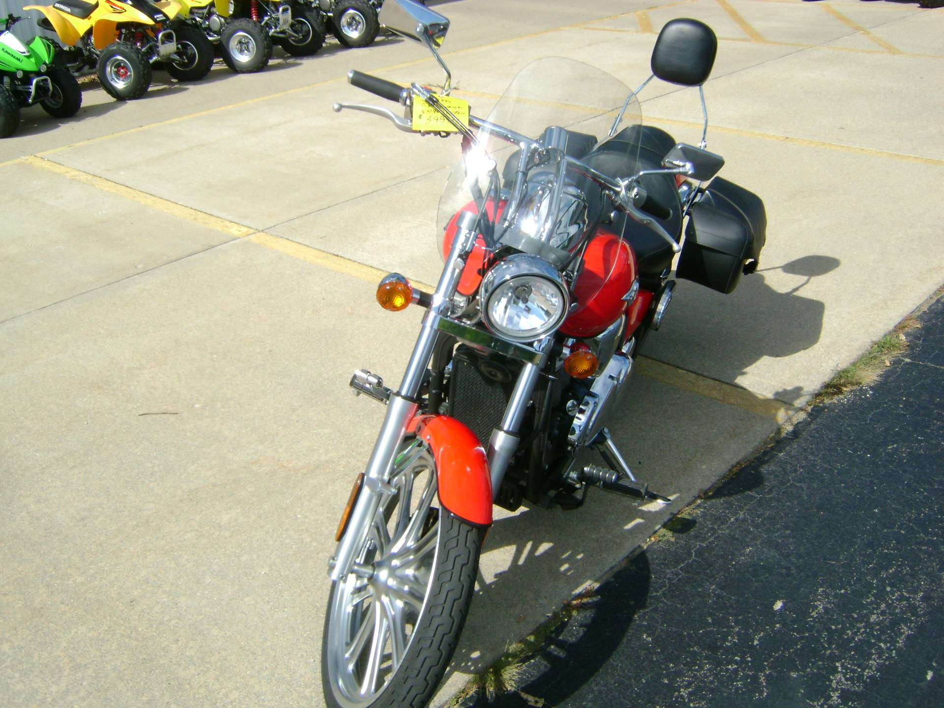 2008 Kawasaki VULCAN 900 CUSTOM in Freeport, Illinois - Photo 3
