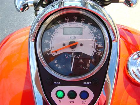 2008 Kawasaki VULCAN 900 CUSTOM in Freeport, Illinois - Photo 14