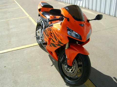 2006 Honda CBR600RR in Freeport, Illinois