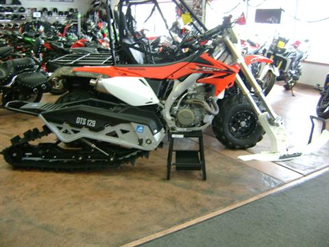 2006 Honda CRF450X in Freeport, Illinois