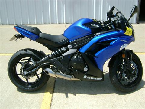 2013 Kawasaki EX650 NINJA in Freeport, Illinois