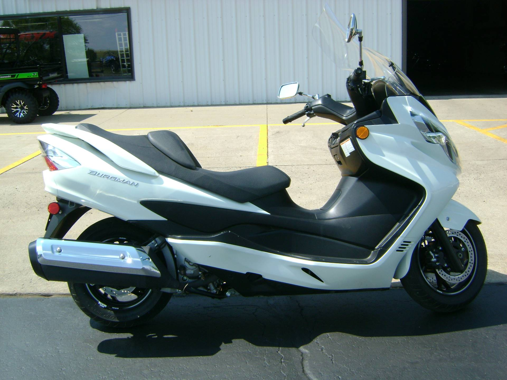 2012 Suzuki BURGMAN 400 ABS in Freeport, Illinois - Photo 1