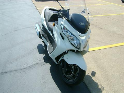 2012 Suzuki BURGMAN 400 ABS in Freeport, Illinois - Photo 2