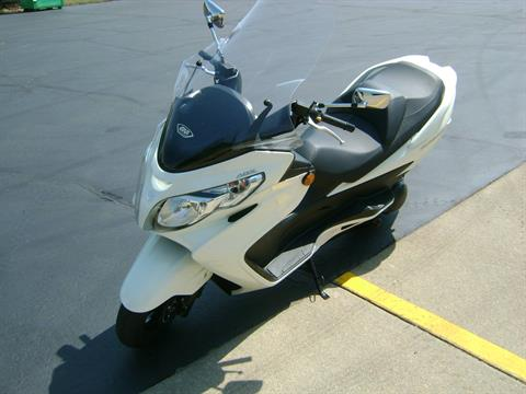 2012 Suzuki BURGMAN 400 ABS in Freeport, Illinois - Photo 3