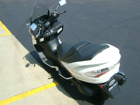 2012 Suzuki BURGMAN 400 ABS in Freeport, Illinois - Photo 5