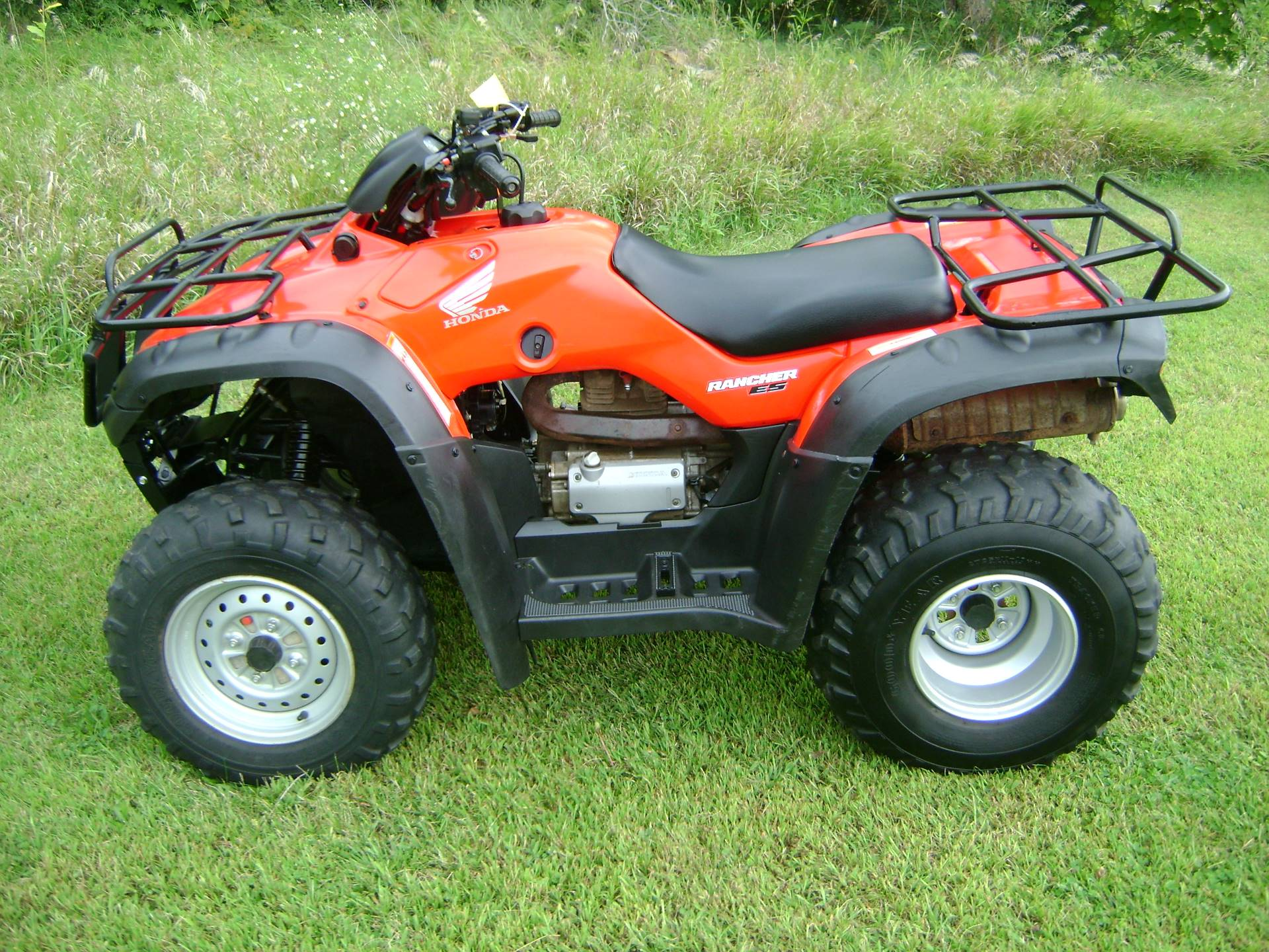 2005 Honda RANCHER 350 ES 2X4 in Freeport, Illinois - Photo 1