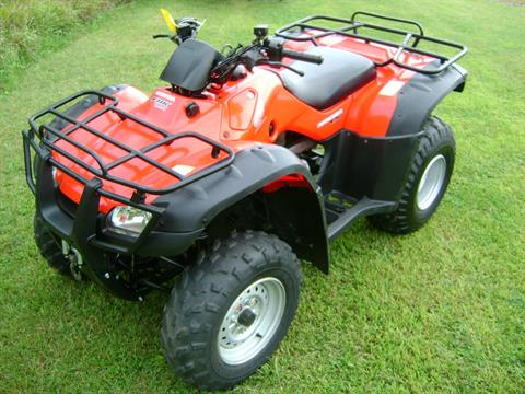 2005 Honda RANCHER 350 ES 2X4 in Freeport, Illinois - Photo 2