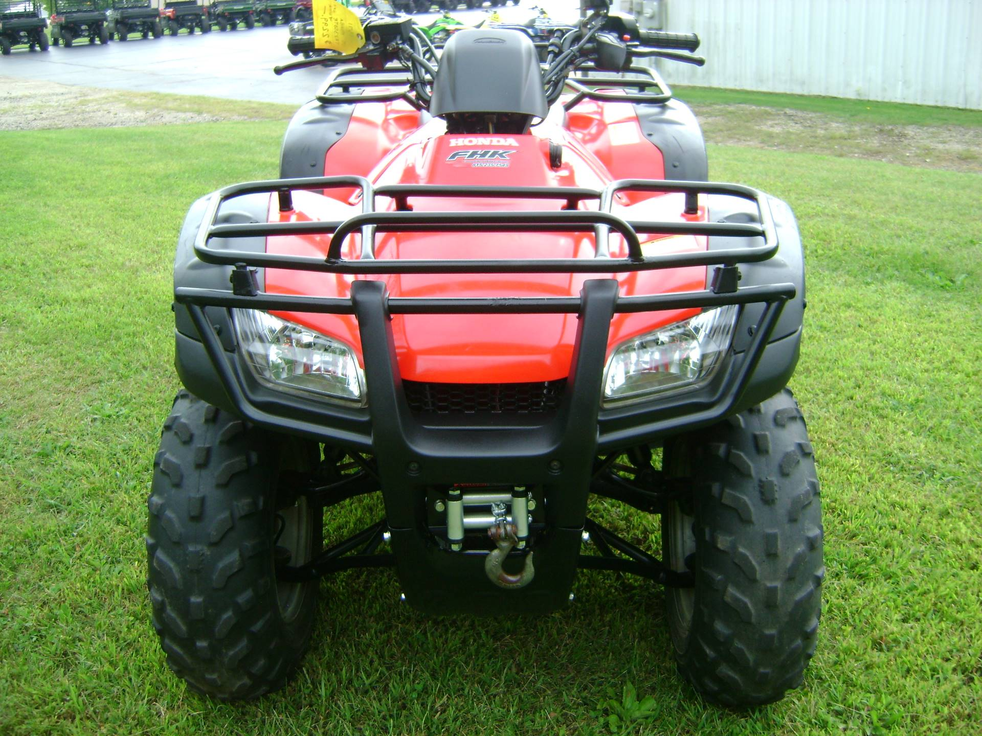 2005 Honda RANCHER 350 ES 2X4 in Freeport, Illinois - Photo 3