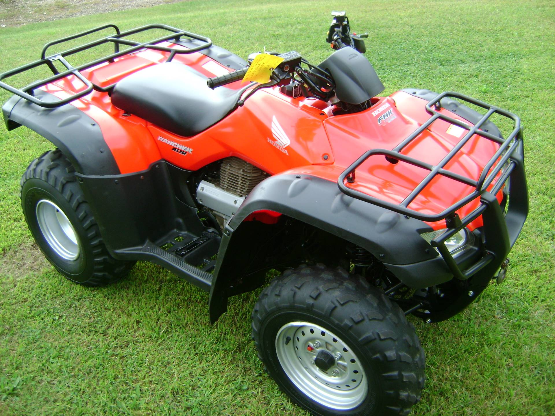 2005 Honda RANCHER 350 ES 2X4 in Freeport, Illinois - Photo 4