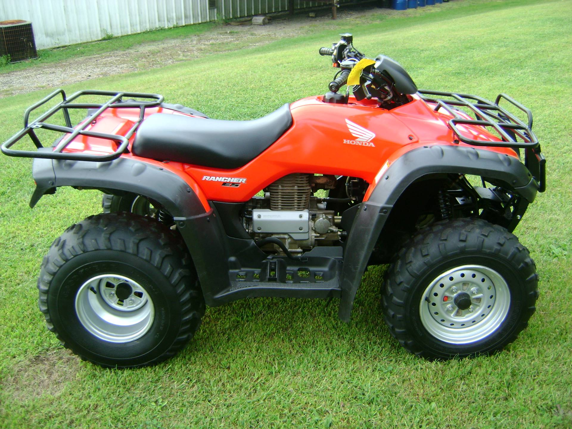 2005 Honda RANCHER 350 ES 2X4 in Freeport, Illinois - Photo 5