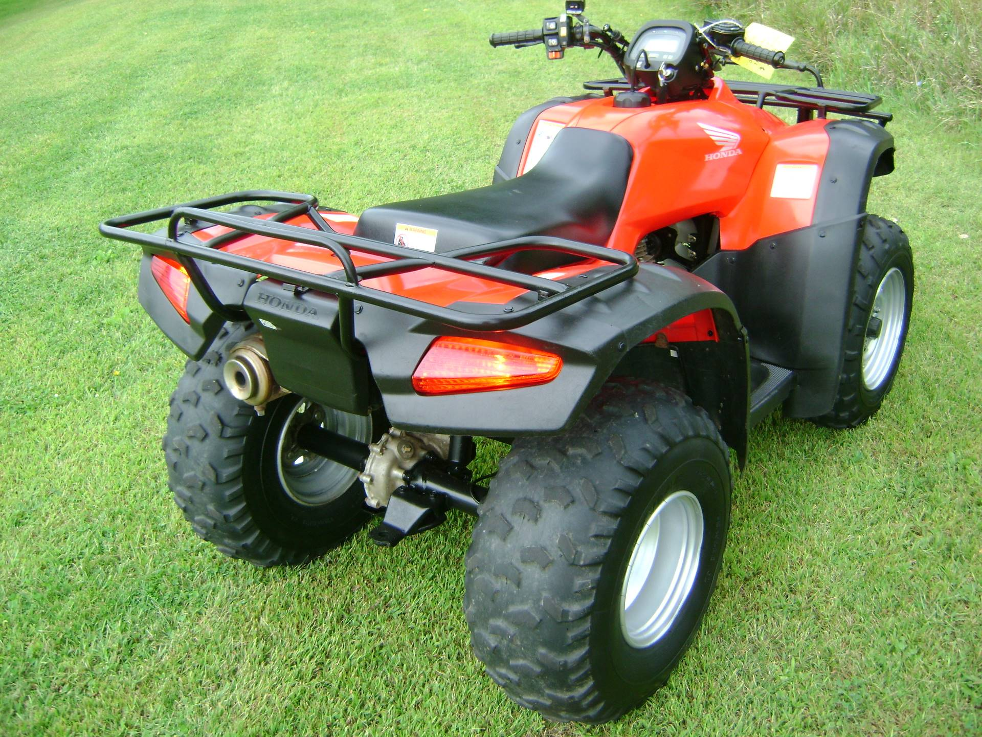 2005 Honda RANCHER 350 ES 2X4 in Freeport, Illinois - Photo 6