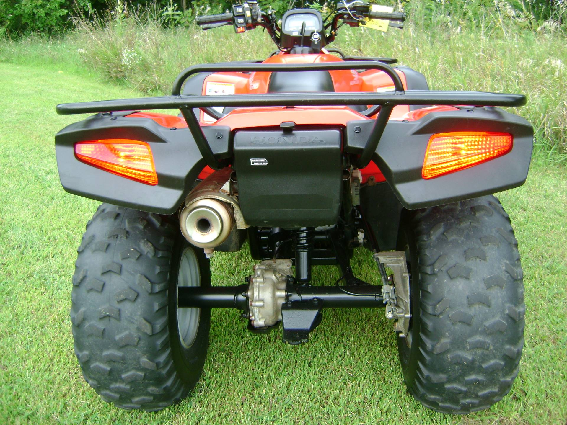 2005 Honda RANCHER 350 ES 2X4 in Freeport, Illinois - Photo 7